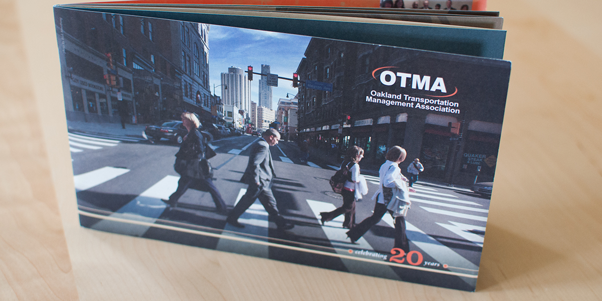 OTMA 2012/2013 Annual Report by Muffinman Studios