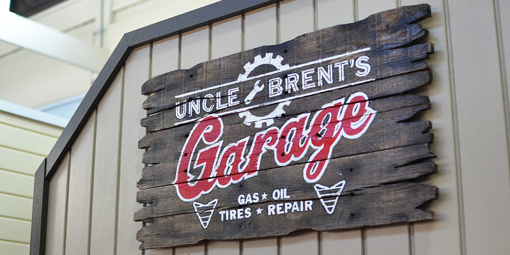TT-garage