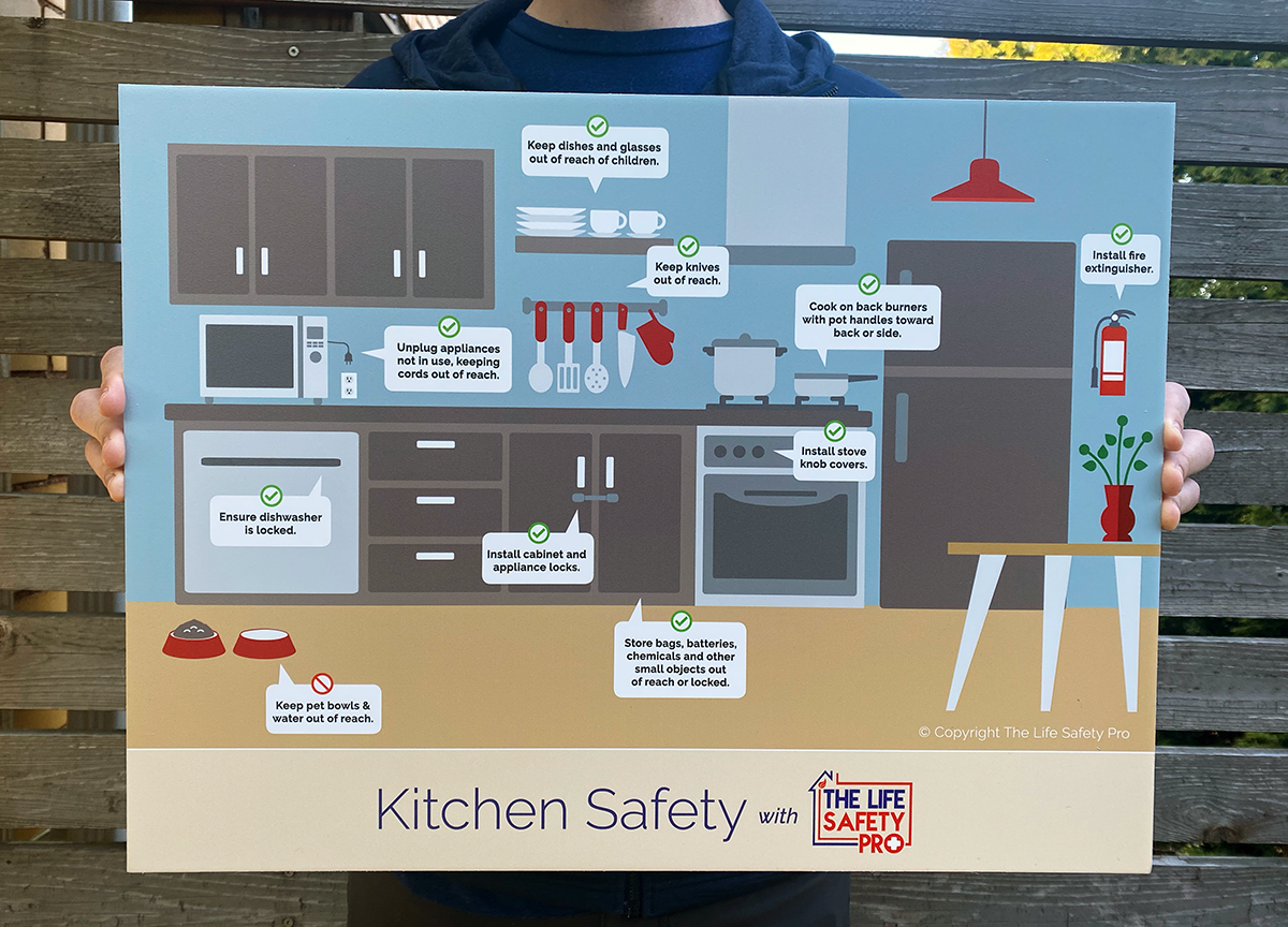 LifeSafetyPro room diagrams by Muffinman Studios